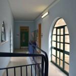 Corridor Leading to Classroom