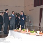 President visits Holy Week Exhibiton