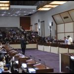 EkoSkola Visit to Parliament
