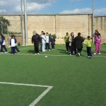 PE Session Naxxar Middle School