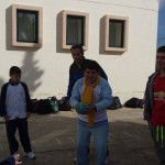 PE Session with Naxxar Middle School