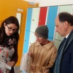 College Principal s visit